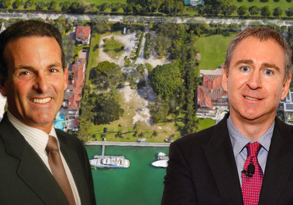 Ken Griffin pays $37M for Star Island property