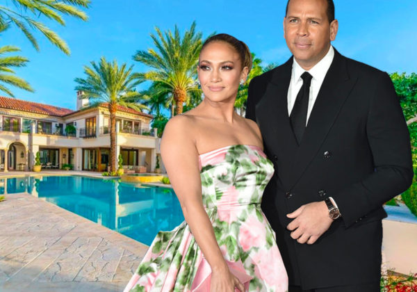 JLo and A-Rod close on Star Island